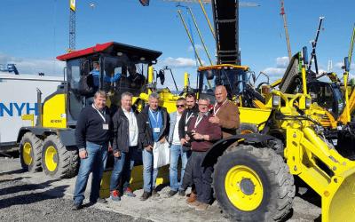 Lintho Maskin skal levere to spesialtilpassede HBM-veihøvler til Hæhre