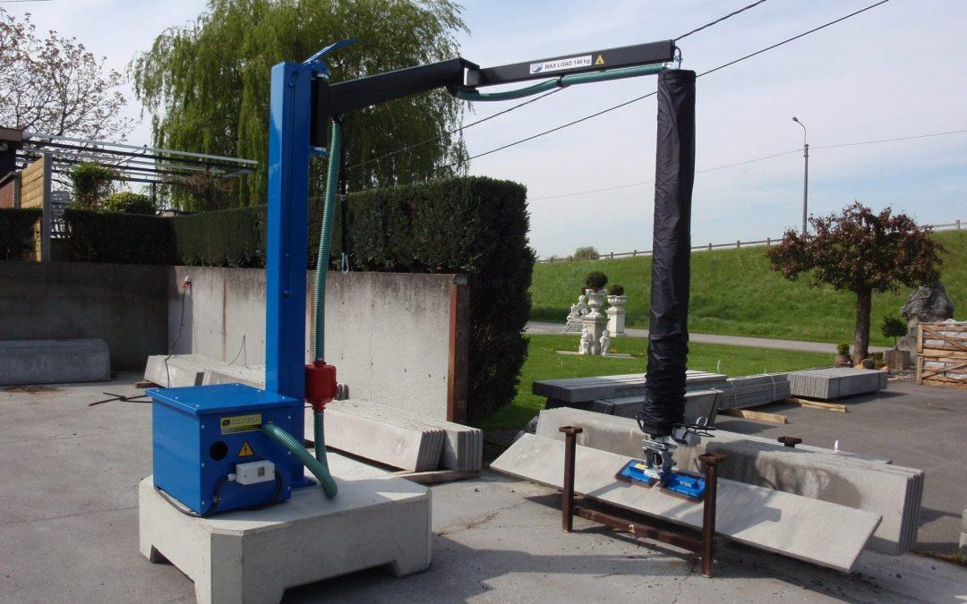 Prilift Arbeidsstasjon fra Pritec Vaculyft
