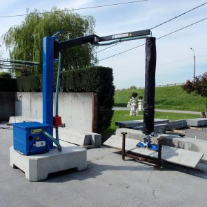 Prilift Workstation